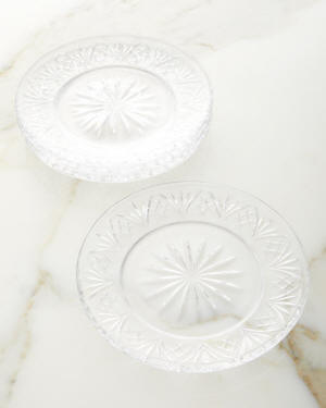 Appetizer Plates, Set of 4